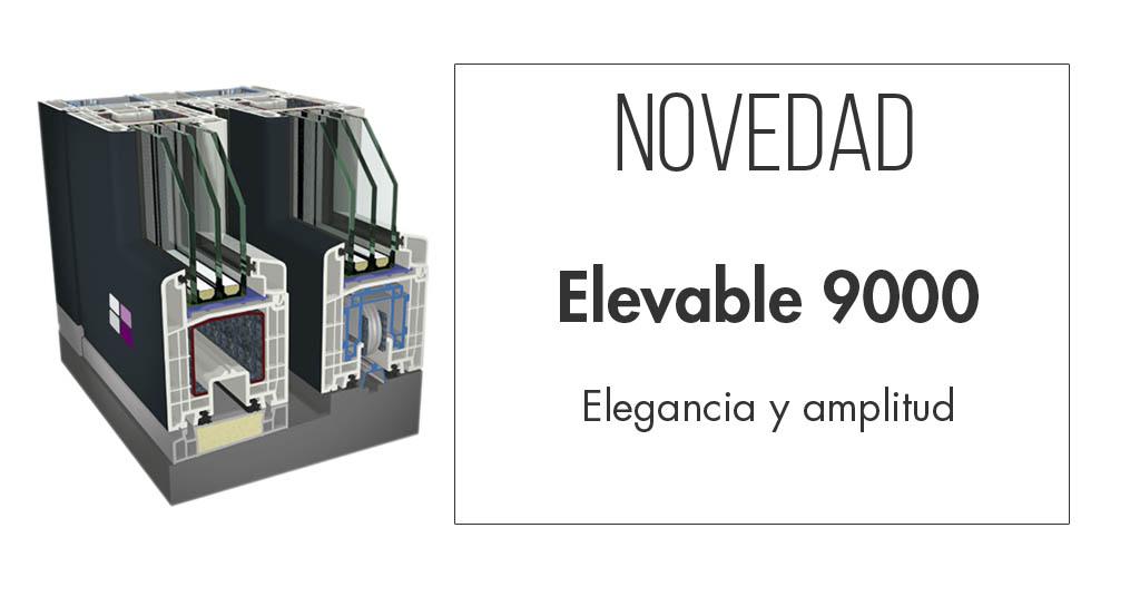 Novedad Cálida PVC Elevable 9000