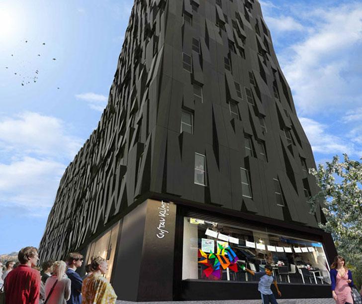 Edificio Bolueta Passivhaus PVC